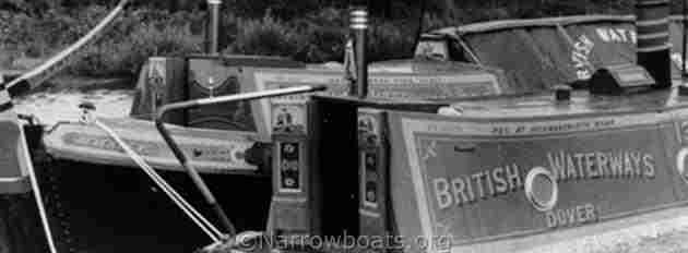 Narrowboat Features