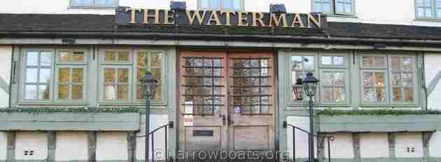 Waterman Waterside Pub